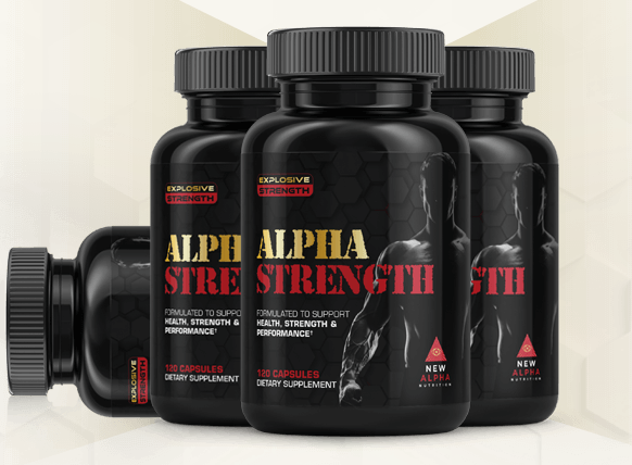 Alpha Strength Formula Ingredients