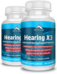 Hearing X3 Supplement Review 2020