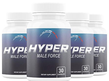 Hyper Male Force Ingredients