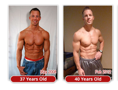 The OVER 40 Ab Solution Review