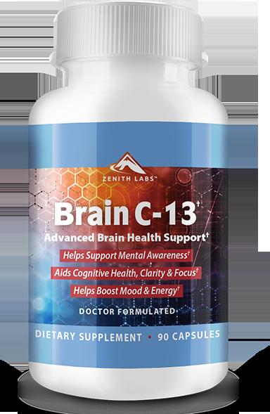 Brain C-13 Supplement