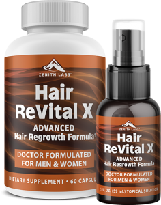 Hair Revital X advanced Supplement Review 2020