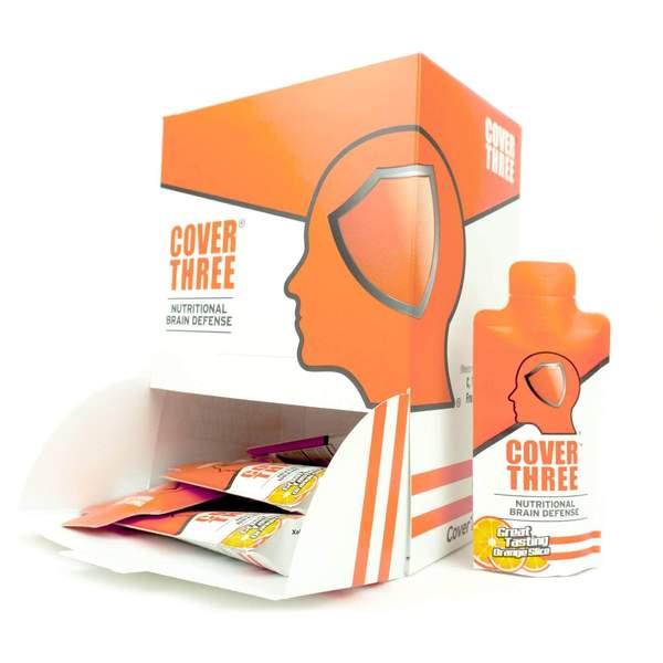 Cover Three Brain Supplement Powder - Boost Your Brain Health