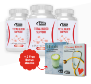 Total Blood Support Review - Safe to Use? Experts Opinion