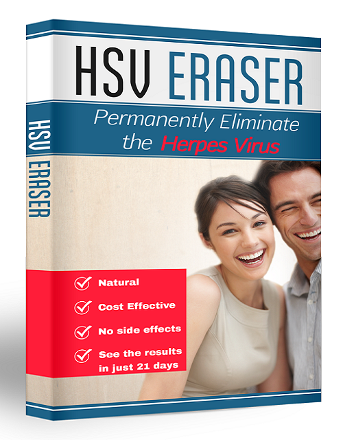 HSV Eraser Vitamins - Is it Real or Fake? Here's Truth