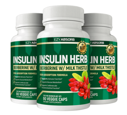 Insulin Herb Berberine Supplement Reviews - Can Reduce Your Blood Sugar?