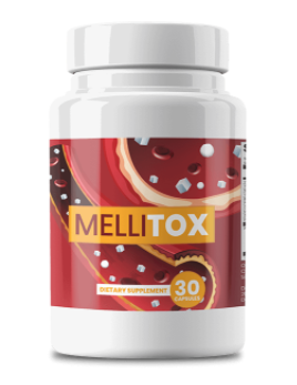 Mellitox Capsules - All-Natural Diabetes Support
