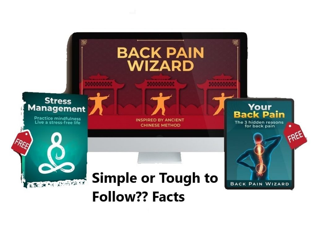 The Back Pain Wizard User Real Reviews