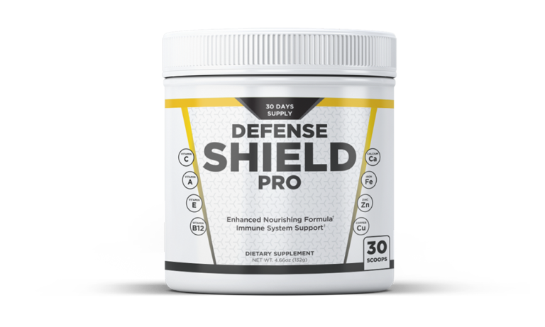 DefenseShield PRO Ingredients
