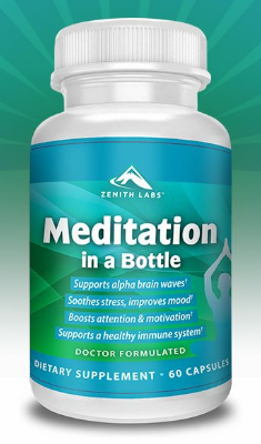Meditation In A Bottle Review - Any Side Effects?