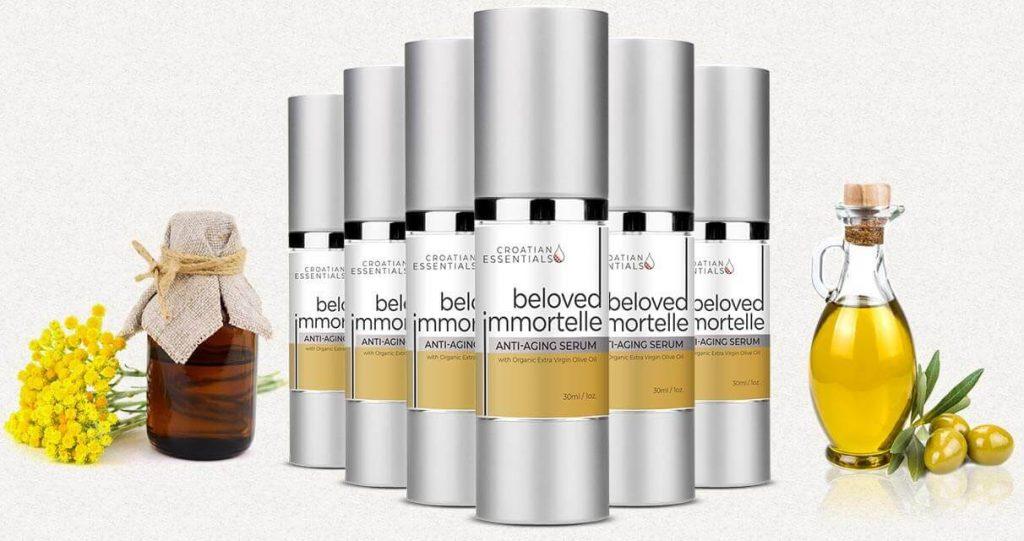 Beloved Immortelle Anti-Aging Serum Review
