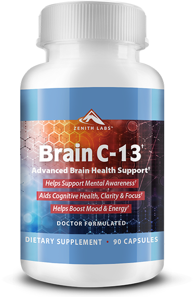Brain C-13 Supplement