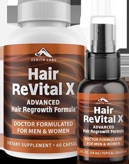 Hair Revital X advanced Supplement Review 2020
