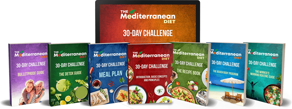Kimberly Clark's The Mediterranean Diet 30-Day Challenge Review - Is it a Scam?