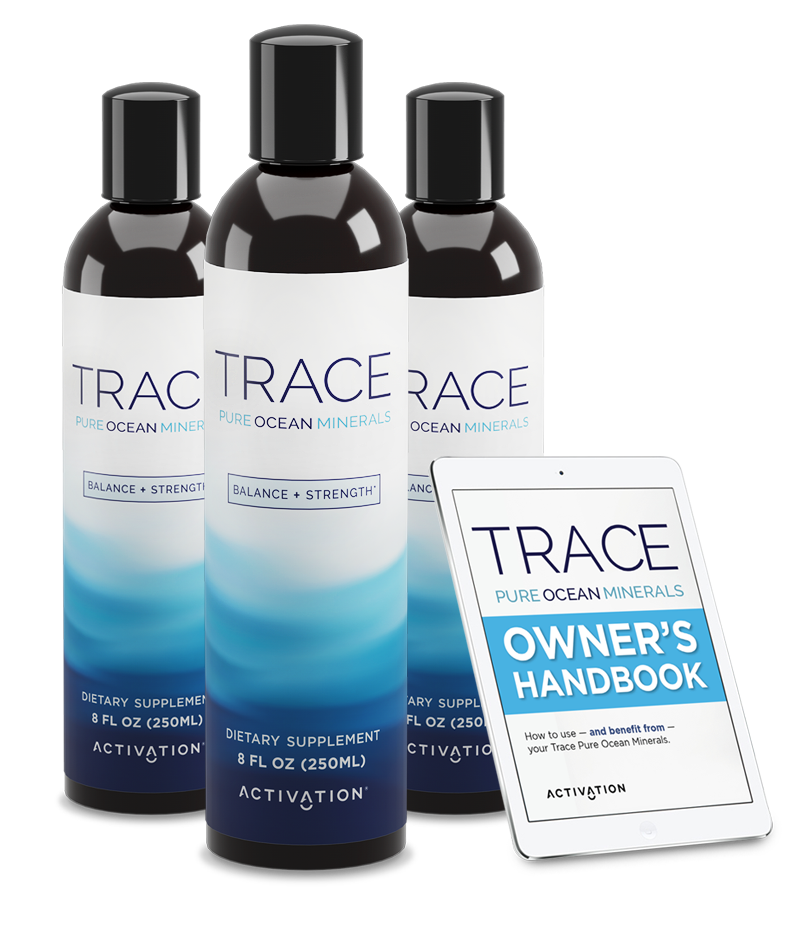 Trace Pure Ocean Minerals Bottle Price