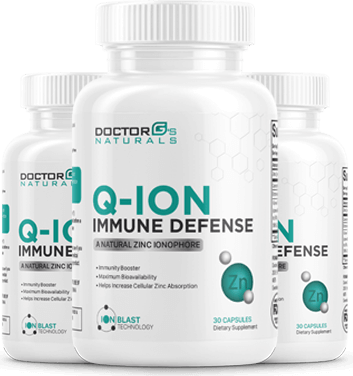 Q-ION Immune Defense Capsules - Clinically Proven? Check Out