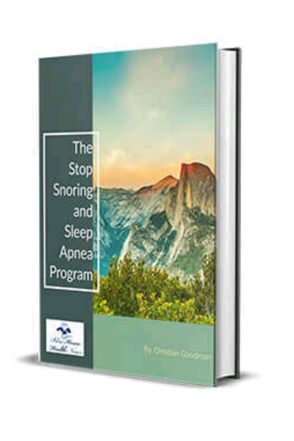 The Stop Snoring and Sleep Apnea Program Review - Is Christian Goodman a Scam?