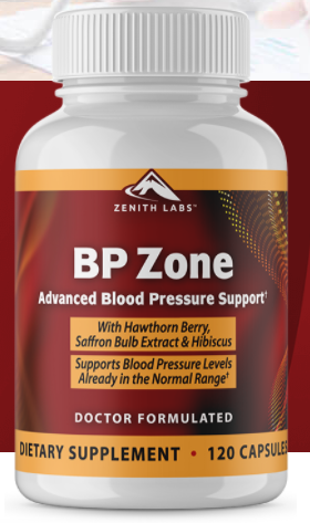 Zenith Labs BP Zone Capsules - Safe to Use? Check Out