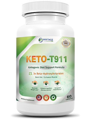 Keto T911 Nutrition Formula - Ultimate Weight Loss Capsules