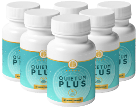 Quietum Plus Advanced Formula - #1 Tinnitus Relief Formula