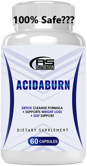 AcidaBurn Pills Review - Will it Safe for You?