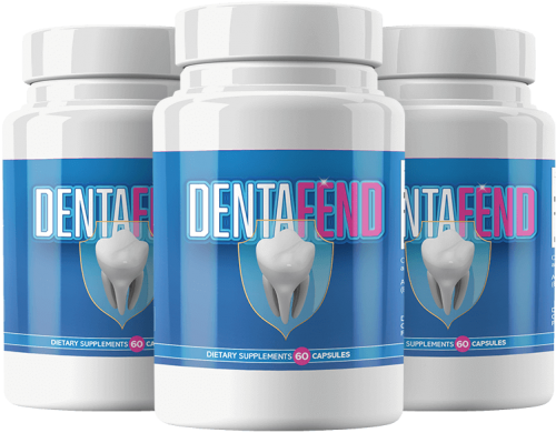 DentaFend Dietary Supplement - Fix Your Dental Problems Today