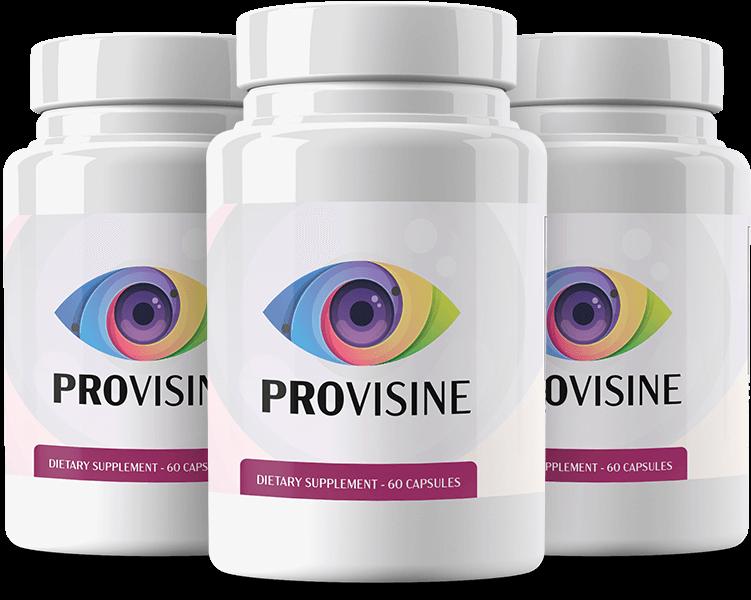 Provisine Supplement Reviews - Effective Eyesight Remedy