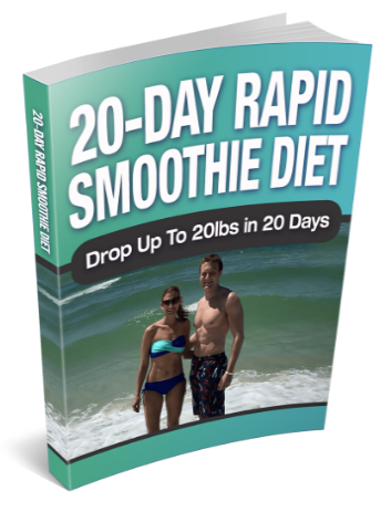 20-Day Rapid Smoothie Diet Customer Reviews - Is it Worth it? Read