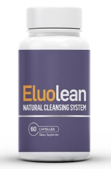 EluoLean Natural Cleansing System Dietary Supplement