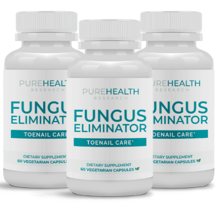 Fungus Eliminator Pills Reviews