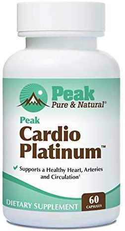 Peak Cardio Platinum Capsules