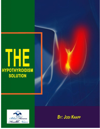 The Hypothyroidism Solution Book by Jodi Knapp
