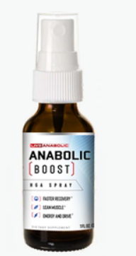 Anabolic Boost Ingredients List