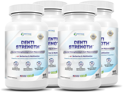 Denti Strength Tooth Decay & Gum Disease Support 2021