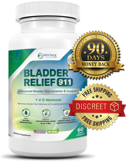 PhytAge Labs Bladder Relief 911 Supplement