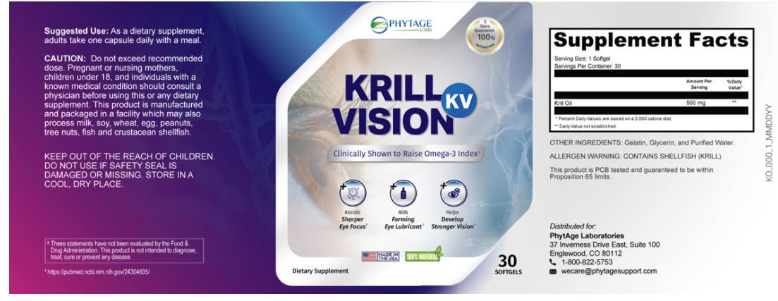 Krill Vision Customer Reviews