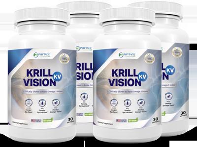 Krill Vision Testosterone Boosting Formula