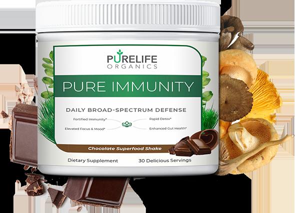 PureLife Organics Pure Immunity Superfoods