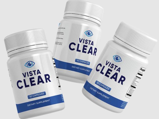 Vista Clear Ingredients List