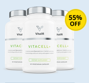 Vitalifi VitaCell Plus Back Pain Relief Support Formula