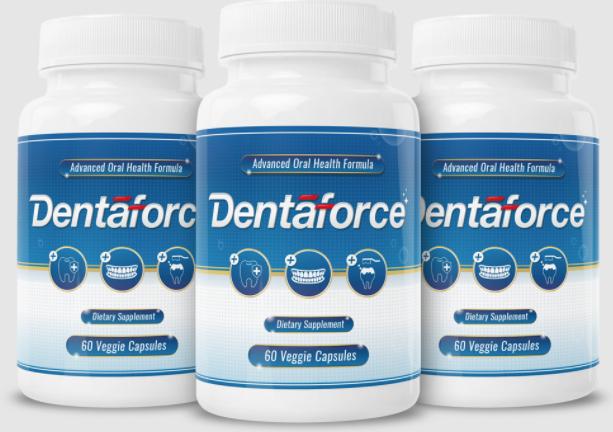 DentaForce Advanced Formula