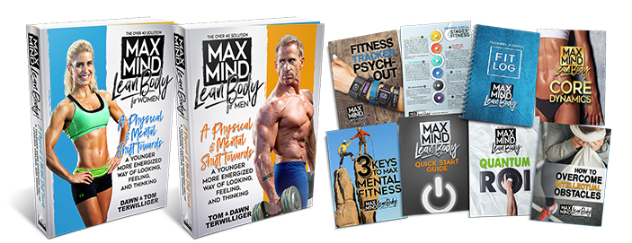 The Over 40 Solution The Max Mind Lean Body Method Program
