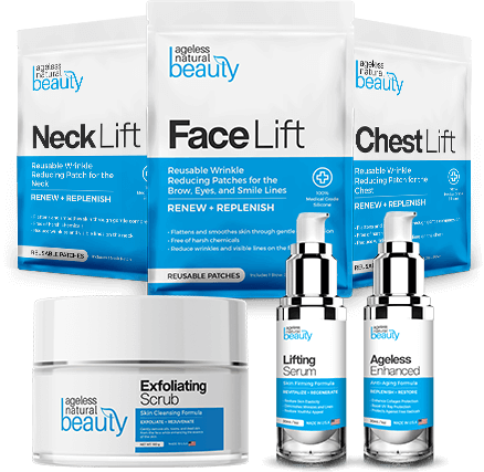 Ageless Natural Beauty Lifting Patches Cream Reviews