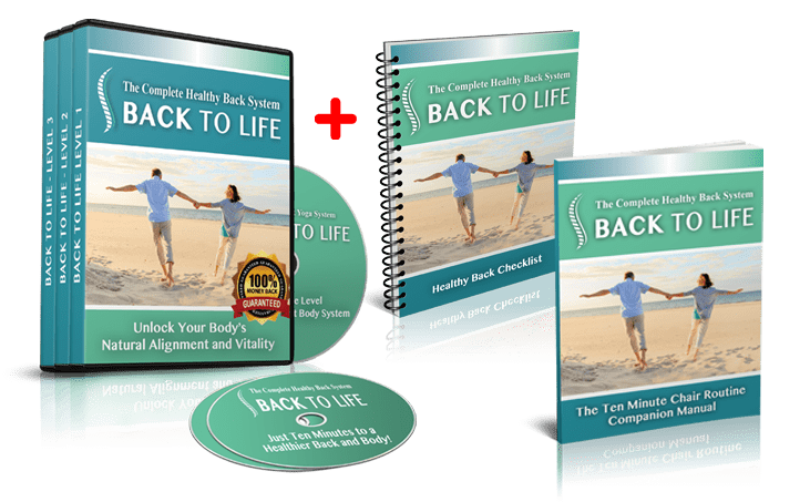 Back to Life Neck and Shoulder Pain Review