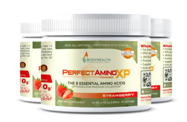 BodyHealth PerfectAmino XP Review
