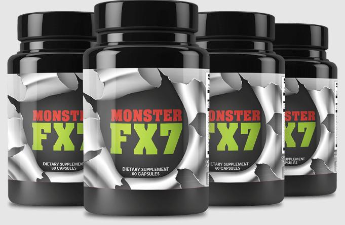 MonsterFX7 Supplement Reviews