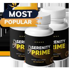 Serenity Prime Hearing Loss Support Formula