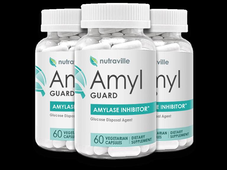 Nutraville Amyl Guard Blood Sugar Support Formula