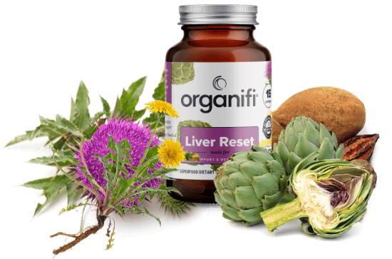 Organifi Liver Reset Customer Reviews