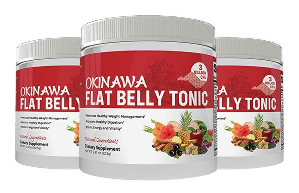 okinawa flat belly tonic customer reviews